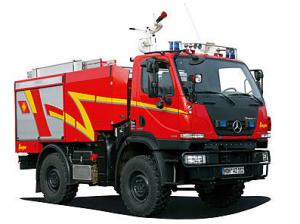 TLF 10 20 Unimog U20